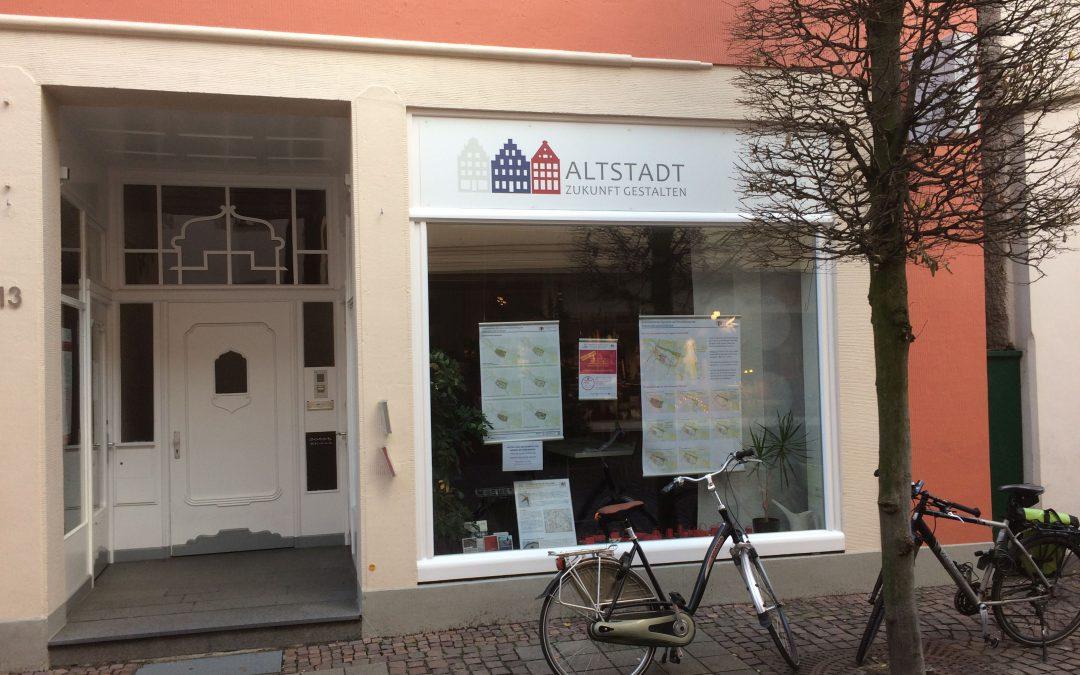 Altstadtfondsprojekt: mehr Freifunk in der Warendorfer Innenstadt